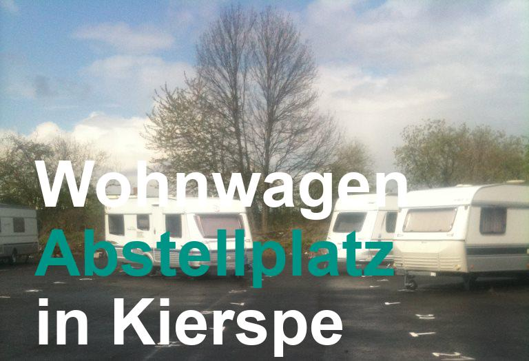Abstellplatz in Kierspe
