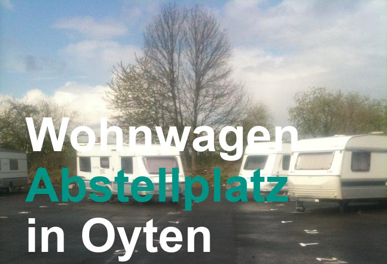 Abstellplatz in Oyten